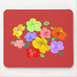 Spring Flowers in Bloom Mouse Pad