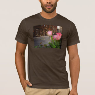 Spring Flowers in Soho, New York City T-Shirt