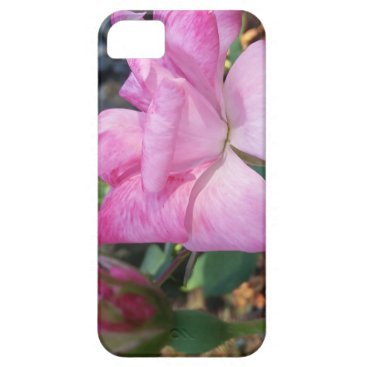 Beach Themed Spring Flowers iPhone SE/5/5s Case