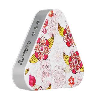 Spring Flowers & Ladybugs Bluetooth Speaker