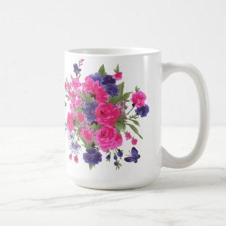 Spring Flowers. Mother's Day Gift Mug
