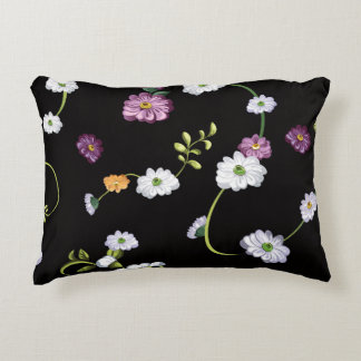 Spring Flowers, Nature Accent Pillow