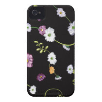 Spring Flowers, Nature Case-Mate iPhone 4 Case