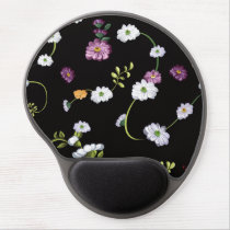 Spring Flowers, Nature Gel Mouse Pad