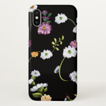 Spring Flowers, Nature iPhone X Case