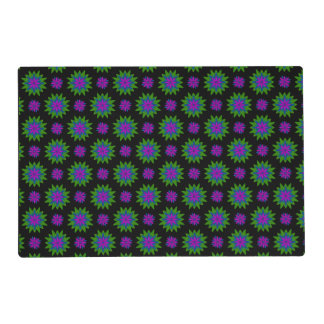 Spring Flowers - Night & Day Placemat
