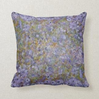 Spring Flowers Throw Pillows