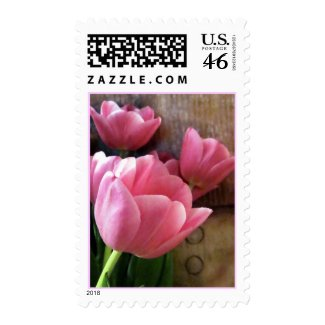 Spring Flowers stamp