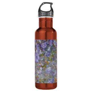 Spring Flowers Stainless Steel Water Bottle