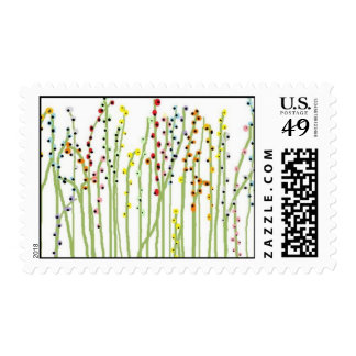 """SPRING FLOWERS"" STAMPS"