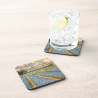Spring Flowers Triptych picture 3 of 3 Beverage Coaster