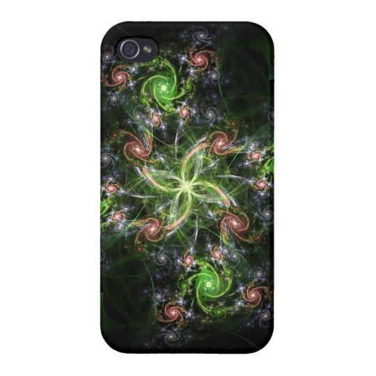 Spring Fractal iPhone Case