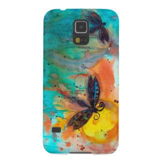 Spring Frenzy Case For Galaxy S5