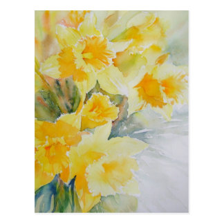 Spring Fresh Postcard