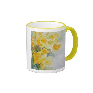 Spring Fresh Ringer Mug