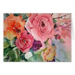 Spring Garden Blank Cards