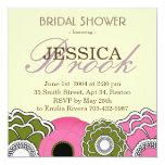 Spring Garden Bridal Shower Personalized Invite