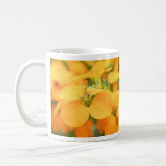 Spring Garden - Cheiranthus allionii Coffee Mug