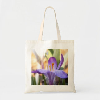 Spring Garden - Crocuses Tote Bag