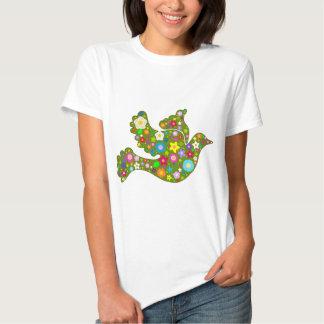 Spring Garden Dove T-Shirt