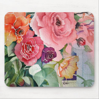 Spring Garden Mouse Mat Mouse Pad