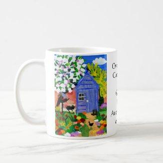 'Spring Garden' Mug mug