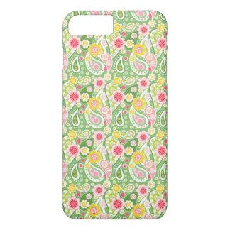 Spring Garden Paisley iPhone 7 Plus Case