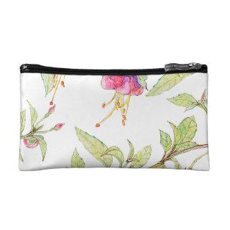 Spring Garden | Rose Pattern Cosmetic Bag