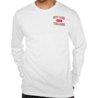 Spring Garden - Trojans - Middle - Saint Joseph Shirts