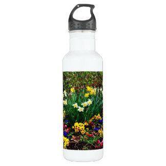Spring Garden Water Bottle