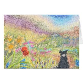 Spring Gardens Card