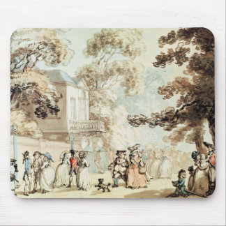Spring Gardens, Ranelagh Mouse Pad