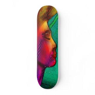 spring goddess skateboard