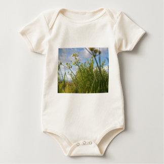 Spring Grass Romper