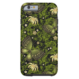 Spring Green-gold Pattern iPhone 6 Case
