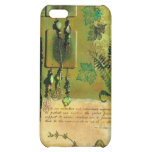 Spring Green Jeweled Collage iPhone 5C Covers