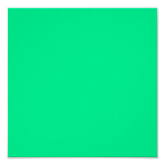 Spring Green Posters
