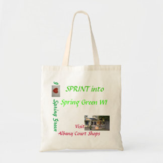 Spring Green TOTE