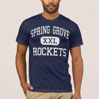 Spring Grove - Rockets - Area - Spring Grove T-Shirt