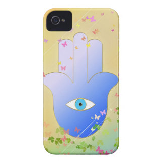 Spring Hand of Fatima iPhone 4 Case-Mate Case