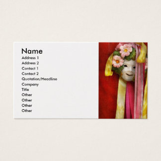 Spring - Harbinger of Spring Business Card