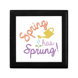 Spring Has Sprung! Gift Box