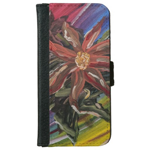 Spring has sprung iPhone 6/6s wallet case