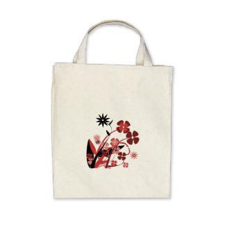 Spring Has Sprung! Organic Grocery Tote Bag