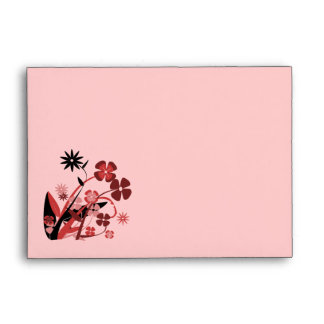 Spring Has Sprung! Recycled A6 Envelope