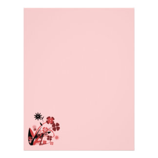 Spring Has Sprung! Recycled Letterhead Paper