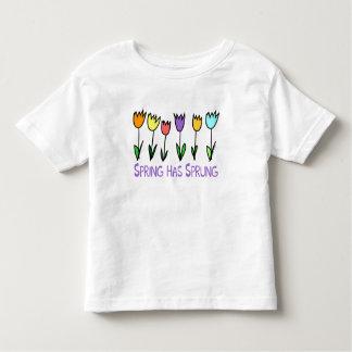 Spring has Sprung Toddler T-shirt