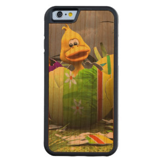 Spring Hatching Carved® Cherry iPhone 6 Bumper Case
