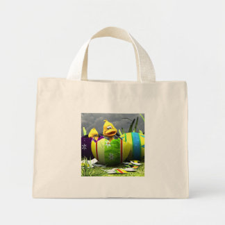 Spring Hatching Mini Tote Bag