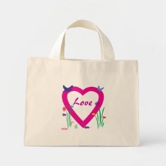 Spring Heart Love